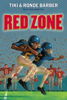 Red Zone By Barber, Tiki/ Barber, Ronde/ Mantell, Paul (CON)